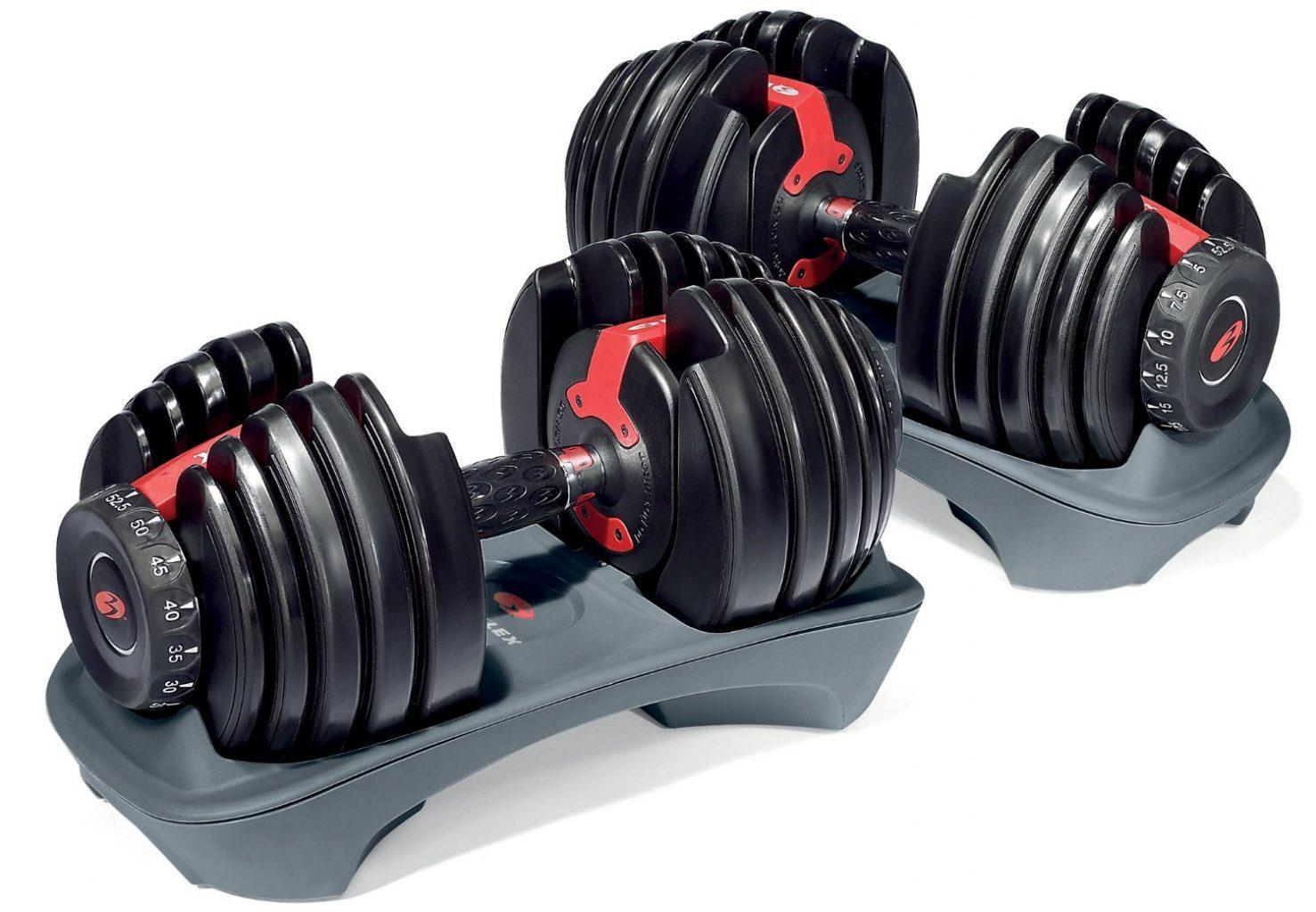 Best Adjustable Dumbbells 2016 – Buying Guide