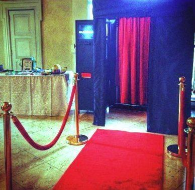 photobooth wedding rental