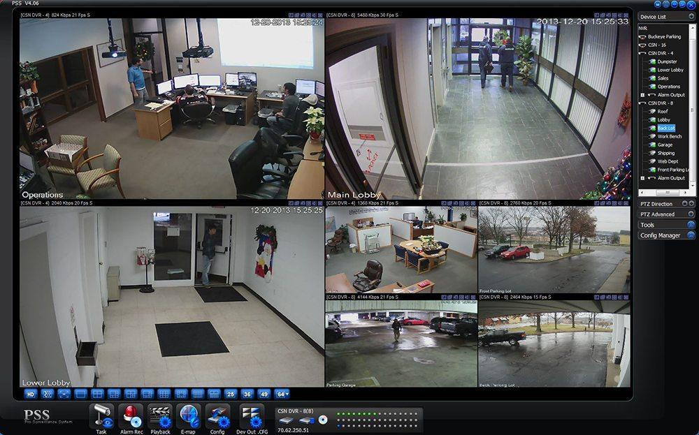 How business security camera systems prevent theft feedster for Security camera placement tool