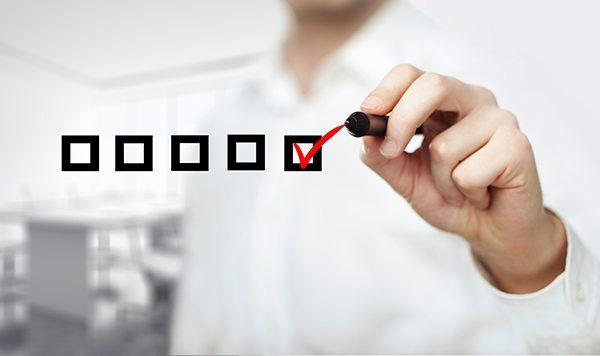 Your User Experience Improvement Checklist