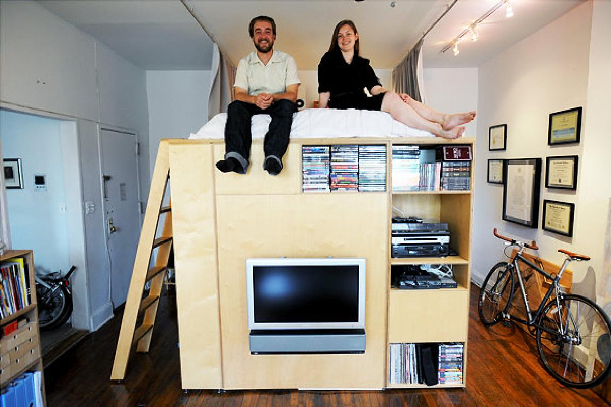 12 things you probably don 39 t know about living in new york for Smallest apartment in nyc