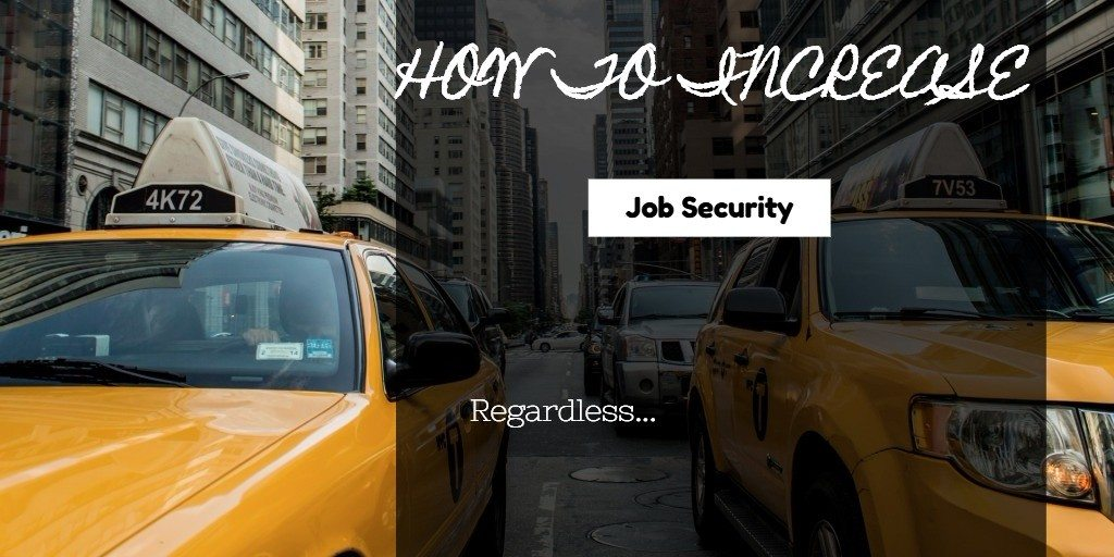 How to Increase Job Security at Your Company