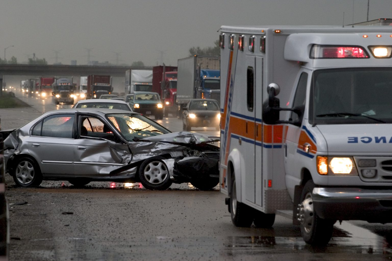 6 Things You Should Do in Case of a Car Accident