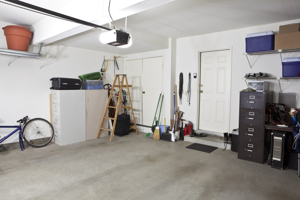 How to Free Up Your Garage So It's Actually Usable