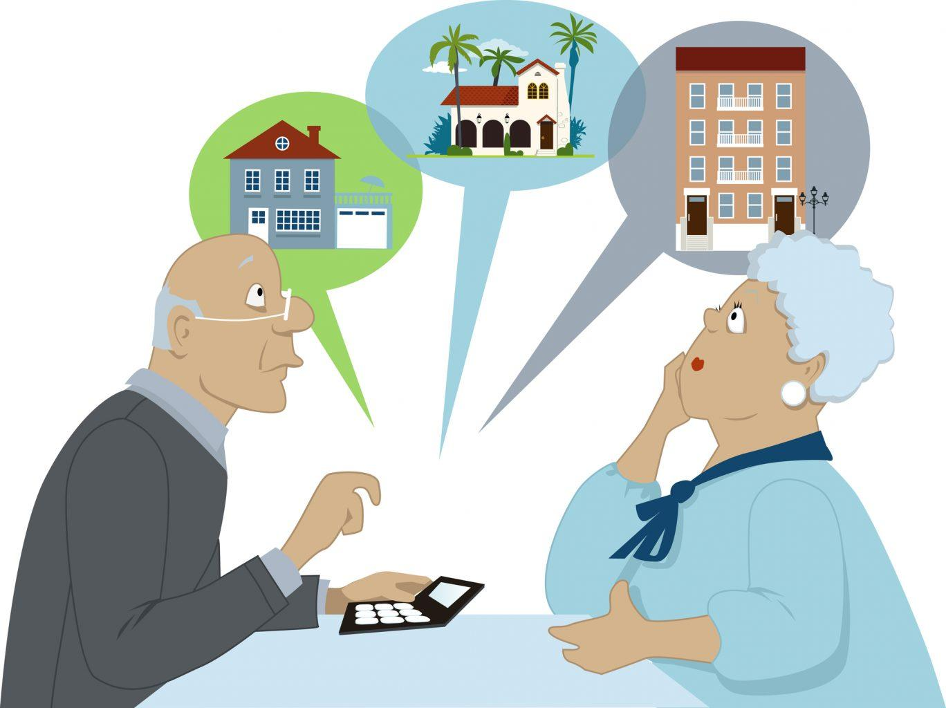 Are Your Parents Getting into Their Golden Years? Things to Look for in Senior Housing