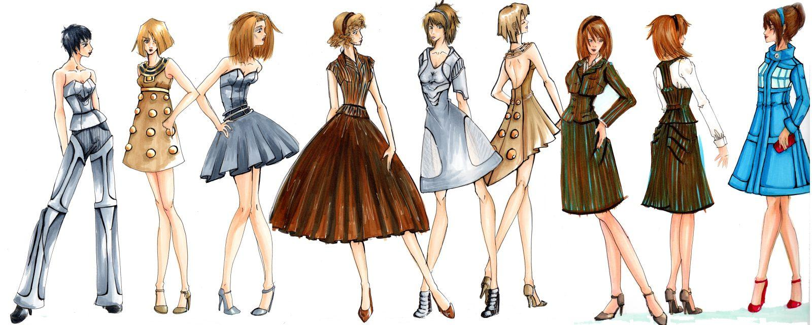 Why does fashion change - Essay Example