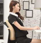 How to Be Productive At Work with a Lumbar Support Pillow