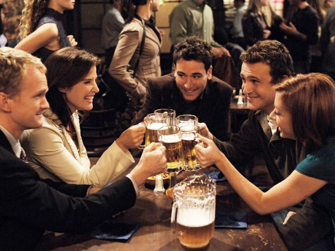 """""""How I Met Your Mother"""" Was The Best Series Ever"""
