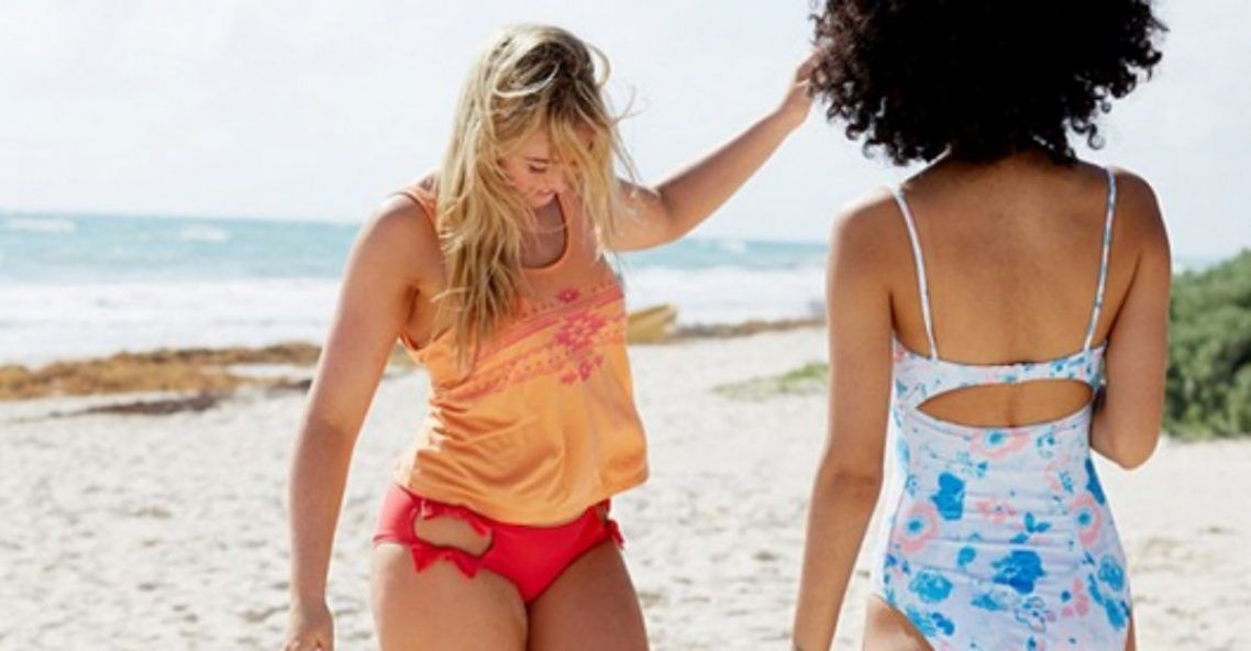 American Eagle underwear had an increase in sales. Here is why!