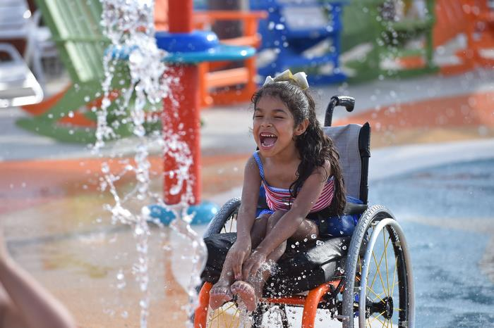 The Worlds First Water Park For People With Disabilities Has Just Opened, And Its The Best Thing Ever