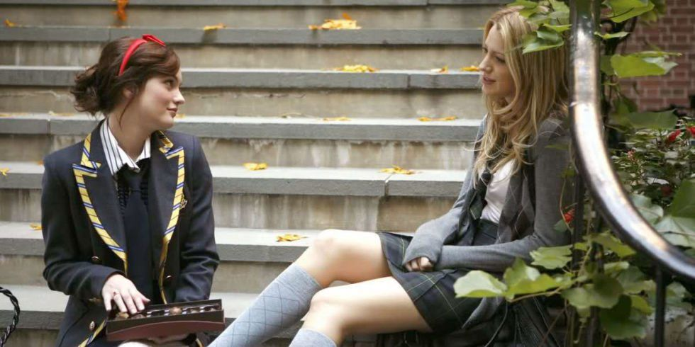 """Unrealistic Moments from """"Gossip Girl"""""""