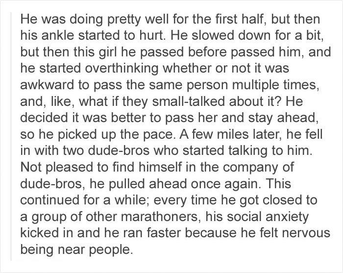 How Introverted Mathematician Beat 99% Of Other Marathon Runners By Avoiding People