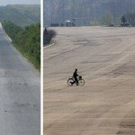 Highway To Yell In North Korea Which I Captured During The Last Trip