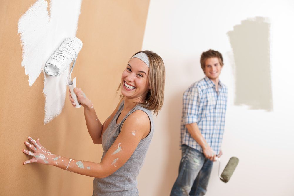 Tips To Help You Choose Paint Colors For Updating The Décor In Each Room