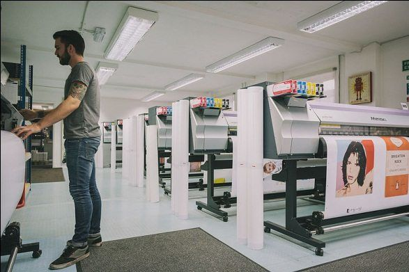 A Fine Line Between Conventional And Digital Printing