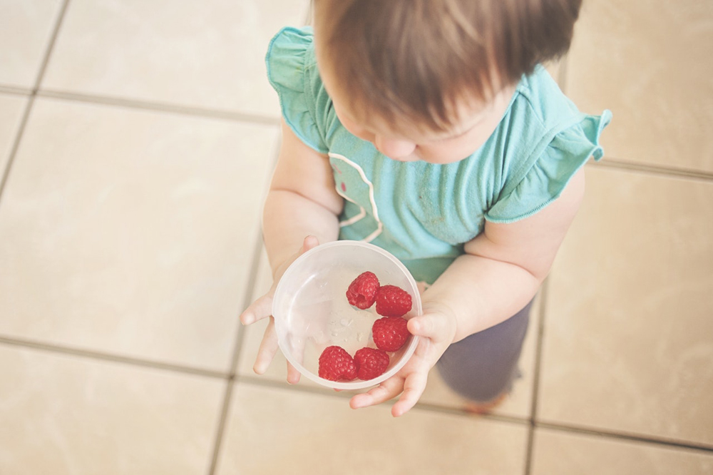How to Encourage Healthy Eating Habits in Young Children
