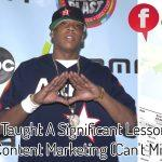 Jay Z Taught A Significant Lesson About Content Marketing (Can't Miss)