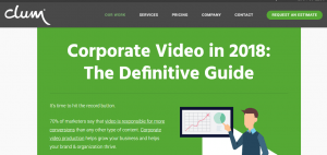 Guide To Corporate Video