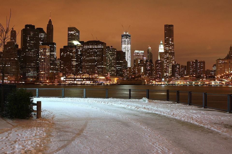 Five Reasons to Head to New York City This Winter