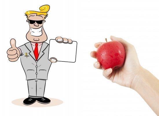 Salespeople and Apple Pickers: Their Similarities