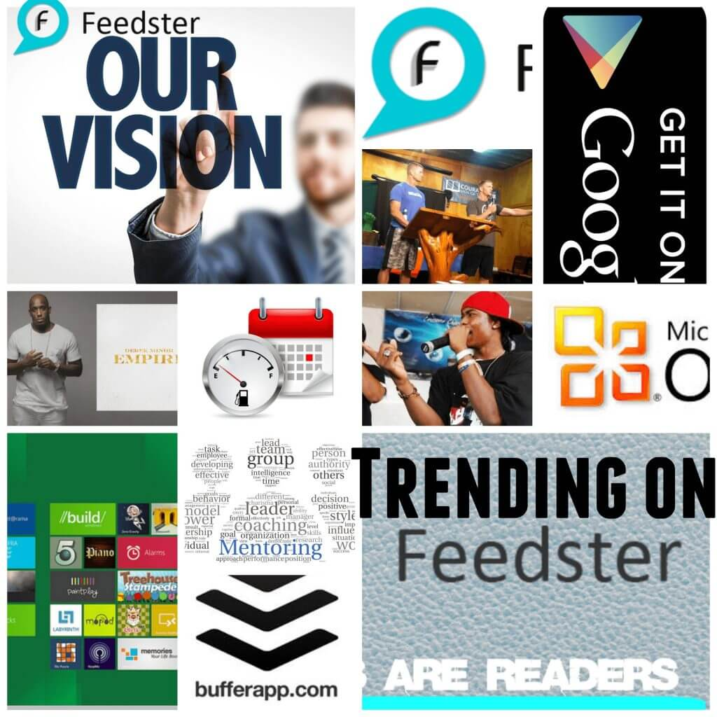 Trending on Feedster – Software, Skills, and Leadership October Edition by Will Robins