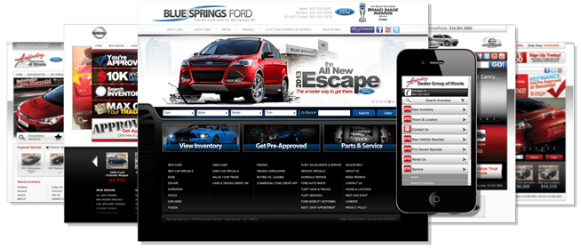 How one company is disrupting the auto dealer website market one site at a time