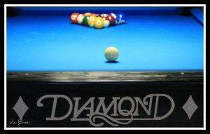 diamond pool table brand