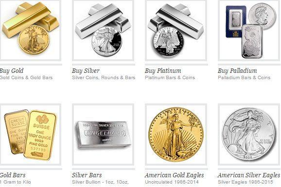 Advantages of Buying Gold Bars and Silver Coins Online