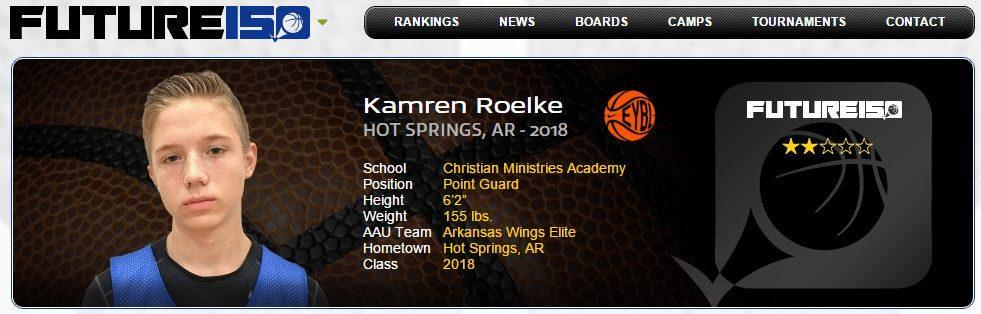Killer Basketball Crossovers from a Young Arkansas Sophomore – Kamren Roelke