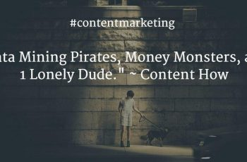 Content Marketing with Content How