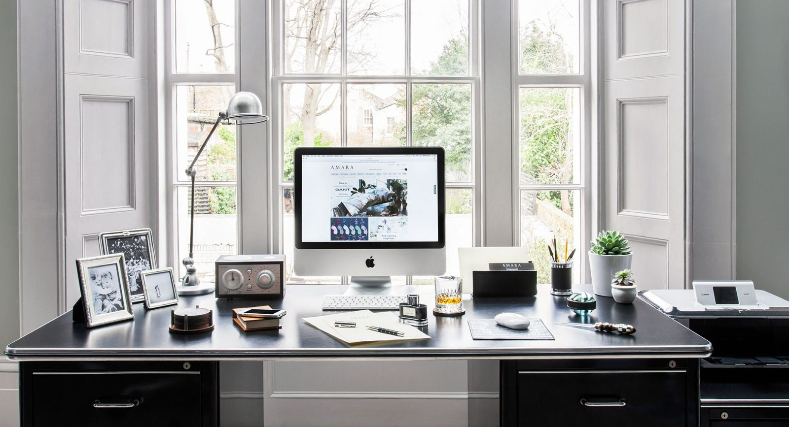 Working from Home? Design Your Ideal Home Office