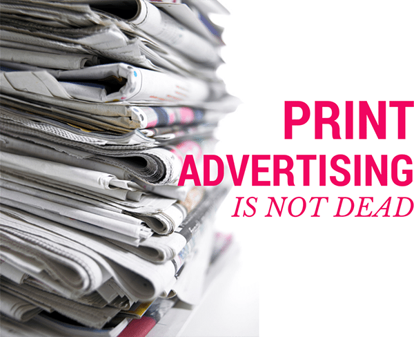 Investing In Print Advertising for Digital Marketing Campaigns