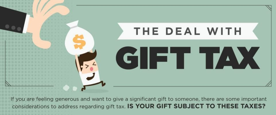 Infographics: The Deal With Gift Tax