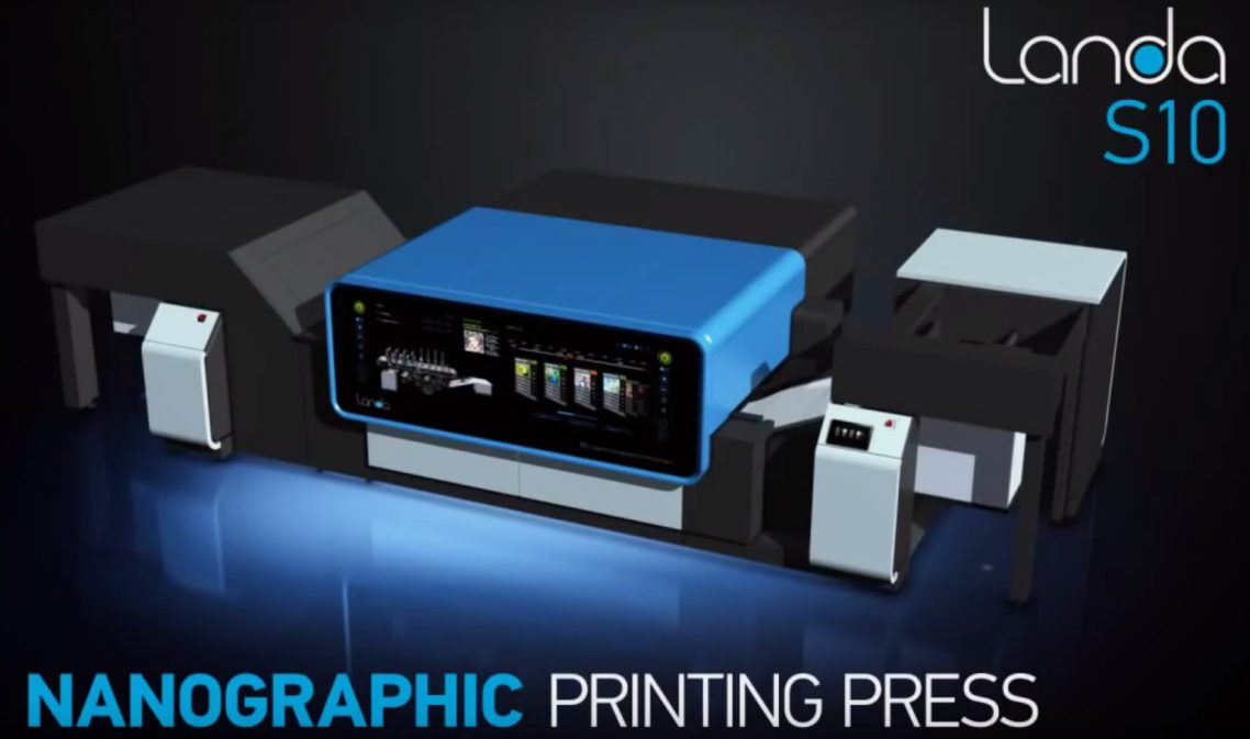 New beginning for digital print – Nanographic printing technology