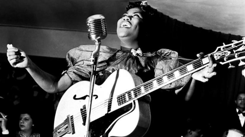 Sister Rosetta Tharpe: a Rock and Roll Pioneer