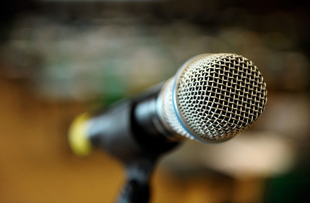 How to Ace Your First Public Speaking Engagement