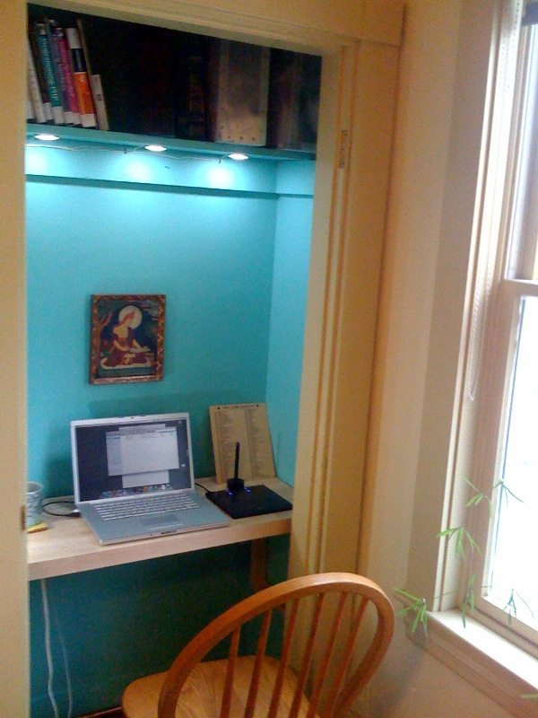 4 Hacks for a Happier Home Office