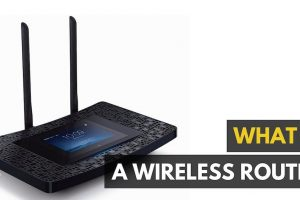 what is a wireless router