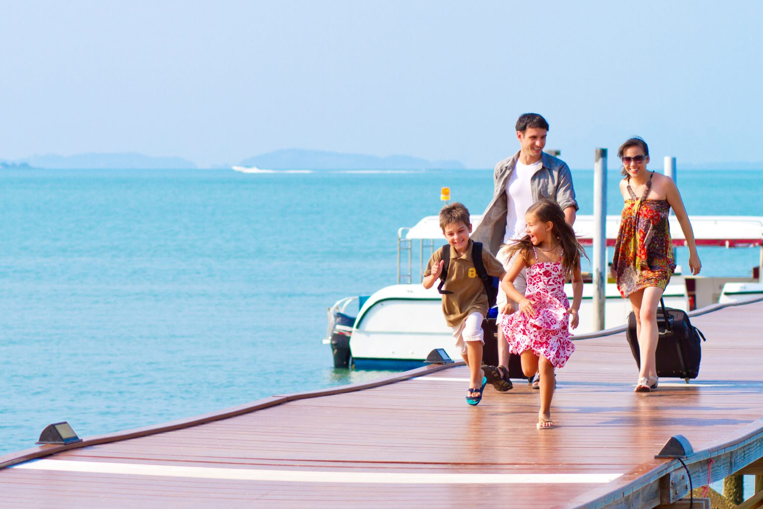 Traveling with Kids: Essential Tips for a Safe Vacation