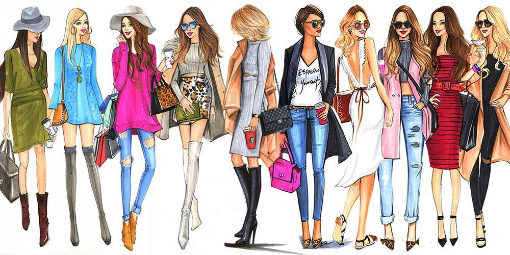 4 reasons why fashion should be perceived as a form of art feedster Fashion style and mode facebook