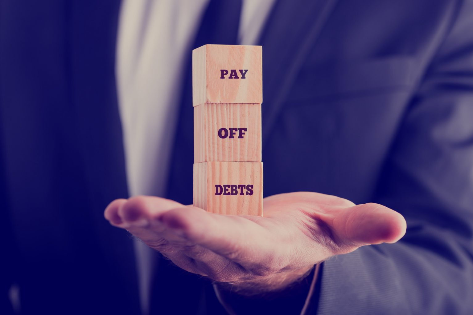 4 Ways to Deal with Your Business Debt