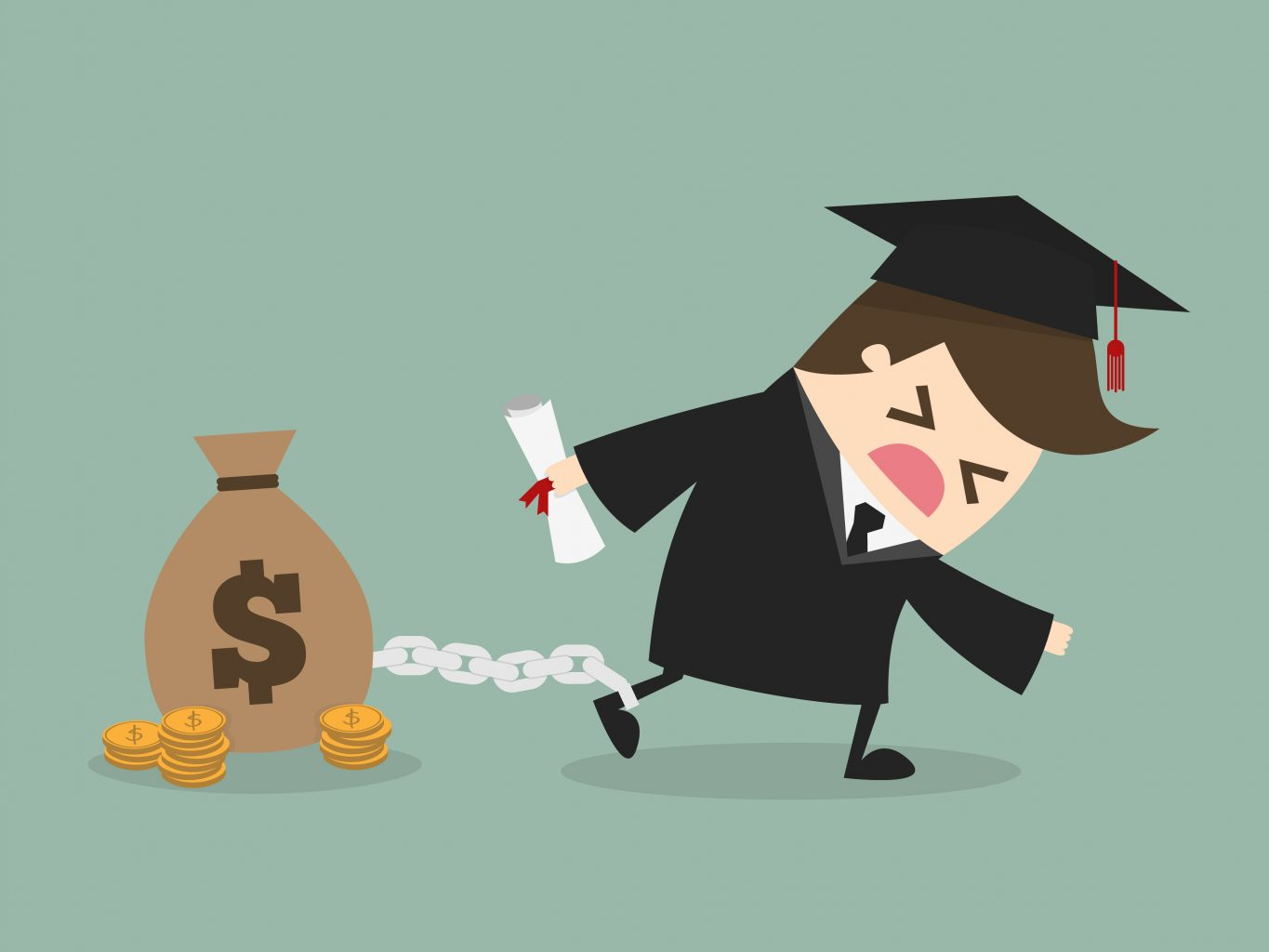 3 Biggest Mistakes to Avoid When Getting Student Loans
