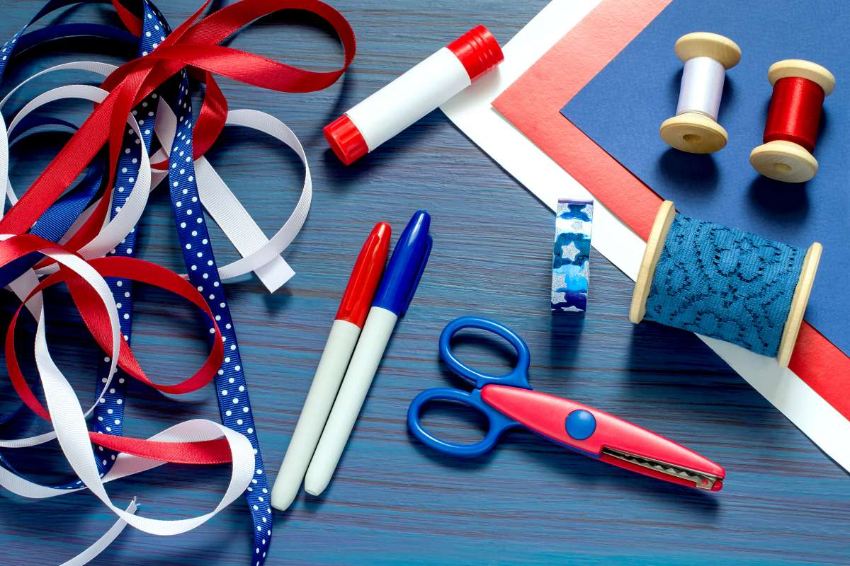 4 Fun and Easy July 4th Crafts for Kids