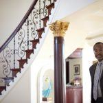 Ben Carson's house: a homage to himself  in pictures
