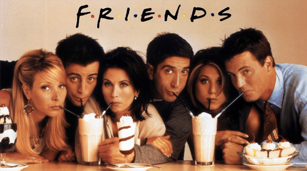 """If """"Friends"""" Had Been Set Today"""