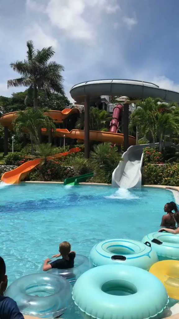 Watch This Guy Basically Defy Physics and Dominate This Waterslide