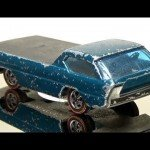 This guy restores vintage Hot Wheels cars.