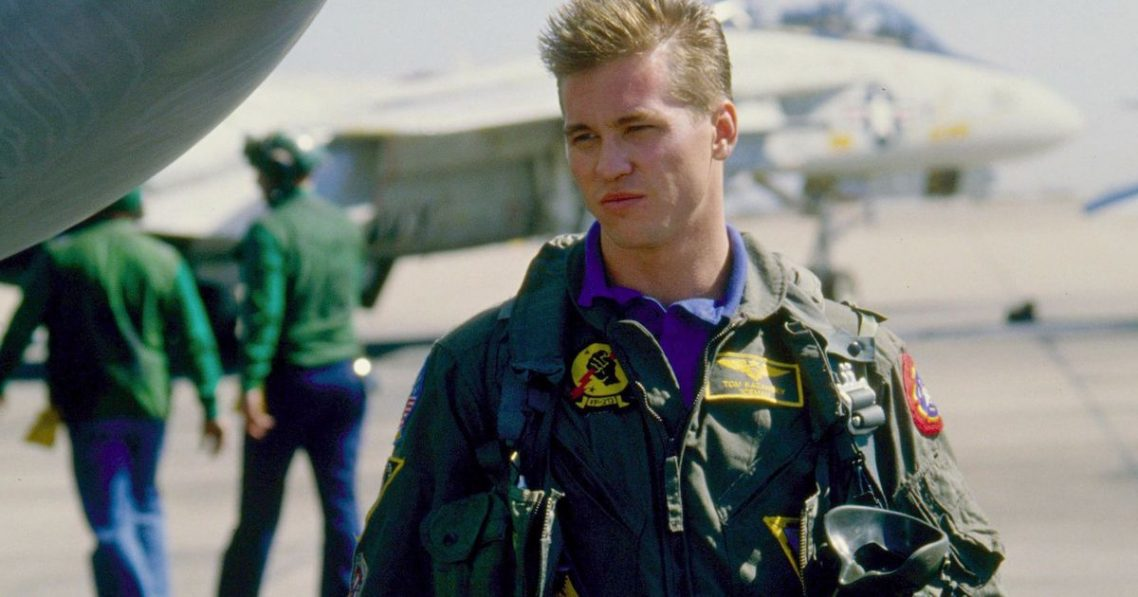 Val Kilmer is going to talk about 'Top Gun' until he's in the sequel