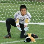 Cats Photoshopped Into Pictures Of Soccer Make Everything Better (Add Yours!)