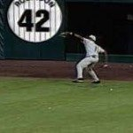 One of the most impressive throws ever seen in baseball.